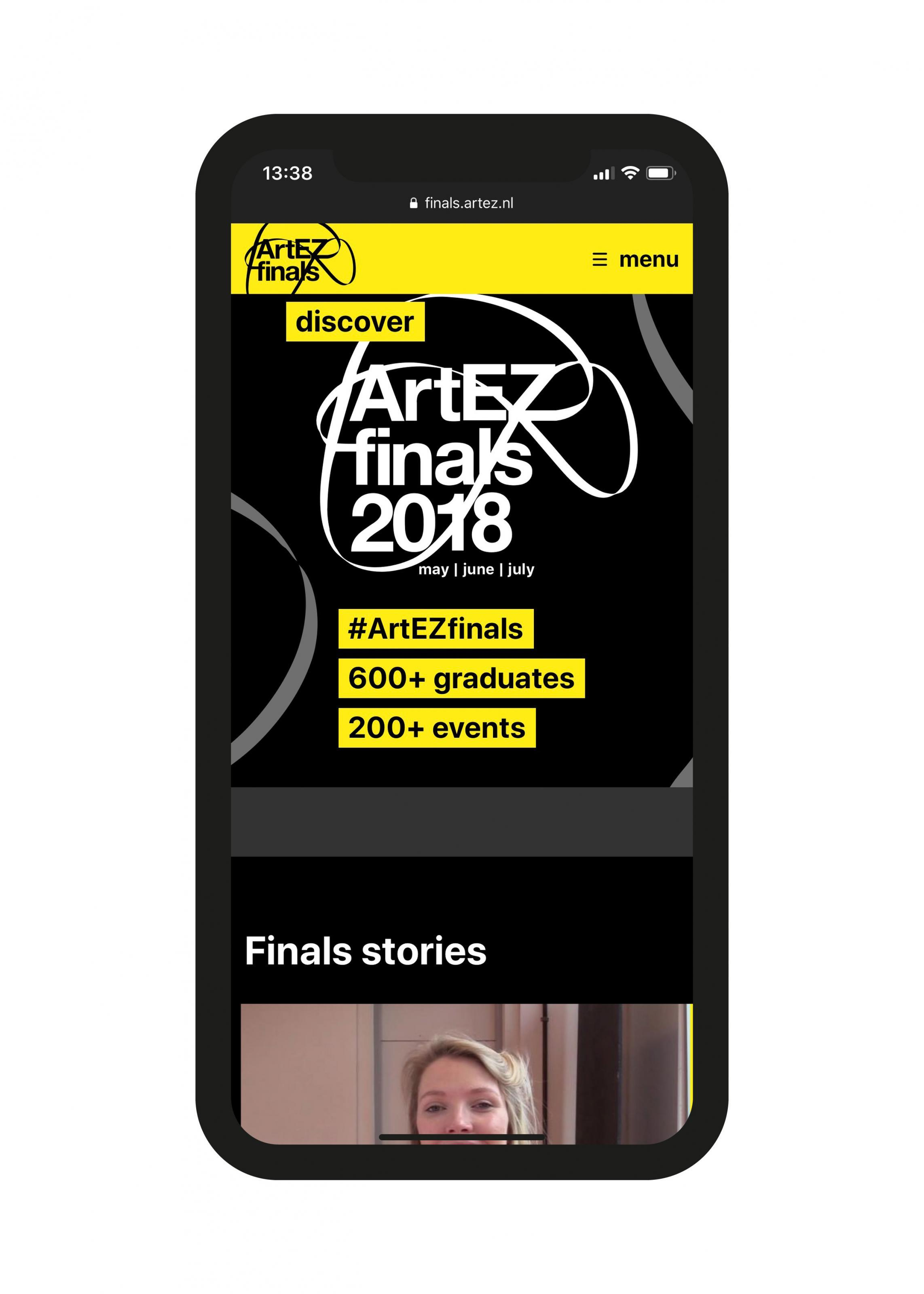 Artez Finals Mobile